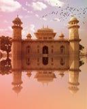 Beautiful indian temple Royalty Free Stock Photos