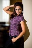 Beautiful indian woman Royalty Free Stock Photos