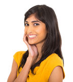 Beautiful indian woman Stock Photography