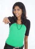 Beautiful indian women Stock Photo