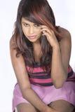 Beautiful indian women Royalty Free Stock Photos