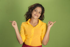 Beautiful indian women Royalty Free Stock Images