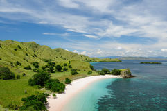 Beautiful Indonesian beaches Stock Photography