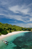 Beautiful Indonesian beaches Stock Images