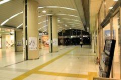 Beautiful inside terminal Japan local location. Beautiful place inside terminal Japan local location Royalty Free Stock Photo