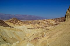 Beautiful inspirational landscape - Death Valley National Park. Beautiful inspirational landscape - Death Valley, National Park stock image