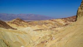 Beautiful inspirational landscape - Death Valley National Park. Beautiful inspirational landscape - Death Valley, National Park royalty free stock photo