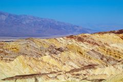 Beautiful inspirational landscape - Death Valley National Park. Beautiful inspirational landscape - Death Valley, National Park stock photos