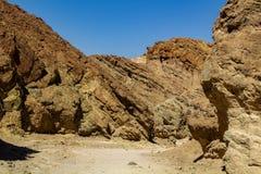 Beautiful inspirational landscape - Death Valley National Park. Beautiful inspirational landscape - Death Valley, National Park royalty free stock photos