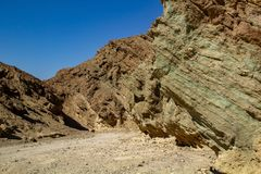 Beautiful inspirational landscape - Death Valley National Park. Beautiful inspirational landscape - Death Valley, National Park stock photo