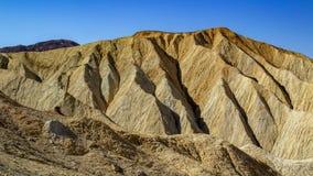 Beautiful inspirational landscape - Death Valley National Park. Beautiful inspirational landscape - Death Valley, National Park royalty free stock photography