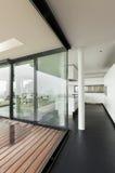 Beautiful interior of a modern villa Stock Photography