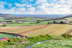 Beautiful irish countryside Royalty Free Stock Image
