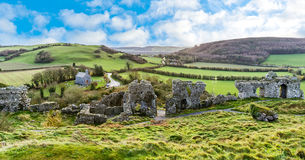 Beautiful irish landscape Stock Photo