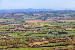Beautiful irish landscape Stock Image