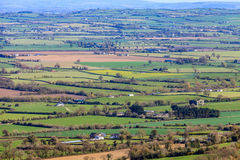 Beautiful irish landscape Stock Photos