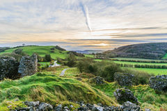 Beautiful irish landscape Stock Photos