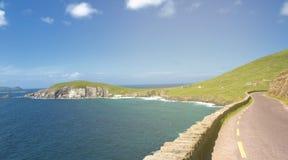 Beautiful irish landscape scenery from the west coast of ireland Stock Photo