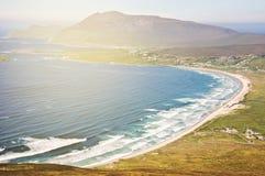 Beautiful irish landscape scenery from the west coast of ireland Royalty Free Stock Photo