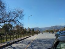Beautiful Islamabad, stock image