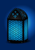 Beautiful islamic lantern Stock Photos