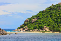 Beautiful Island Stock Image