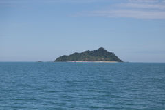 Beautiful Island at Andaman Sea of Thailand Stock Photography