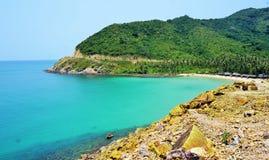 Escape to a beautiful island stock photo