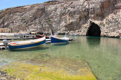 Beautiful island of Gozo Stock Images