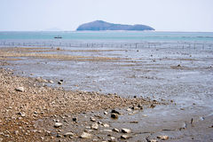 Beautiful island in Korea Royalty Free Stock Photography