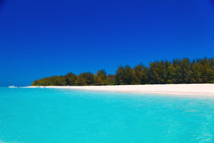 Beautiful island Stock Images