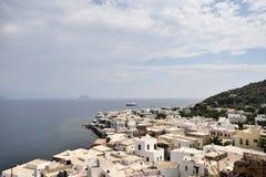 Beautiful island. The beautiful island of Nisyros in Greece Stock Photography