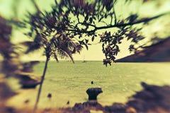 Beautiful Island Paradise Royalty Free Stock Image