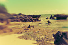 Beautiful Island Paradise Stock Image
