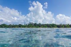 A beautiful island Stock Photography