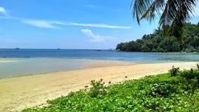 Beautiful island Royalty Free Stock Photo