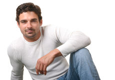 Handsome man Royalty Free Stock Image