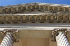 Beautiful italian church museum Royalty Free Stock Photo