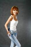 Beautiful Japanese Girl Stock Photo