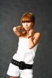Beautiful Japanese Girl Royalty Free Stock Photos
