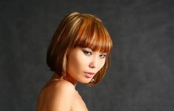Beautiful Japanese Girl Stock Images