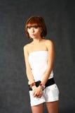 Beautiful Japanese Girl Royalty Free Stock Photo