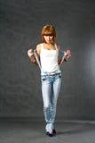 Beautiful Japanese Girl Stock Photos