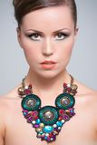 Beautiful jewelry Royalty Free Stock Image