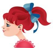 Beautiful joy girl Royalty Free Stock Image
