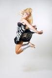 Beautiful Jump Stock Photos