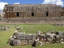Beautiful Kabah Ruins Architecture Stock Photos
