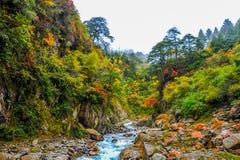 Beautiful Kangding Stock Images