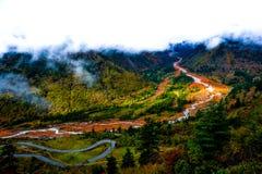 Beautiful Kangding Royalty Free Stock Photo