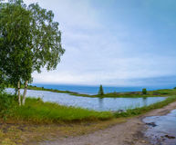 Free Beautiful Karelian Landscape. Royalty Free Stock Photography - 98885827